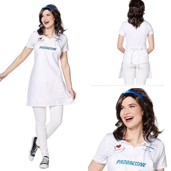 Adult Flo Costume - Progressive